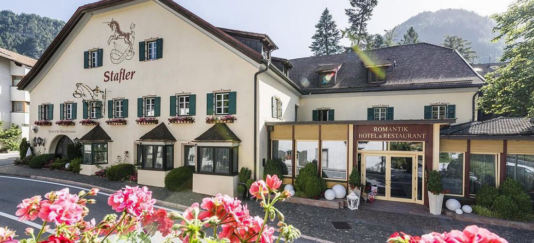 Jobs im Romantik Hotel Stafler in Südtirol