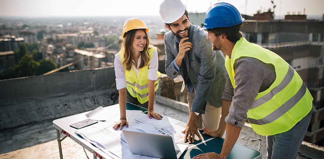Was macht ein*e Bauingenieur*in?