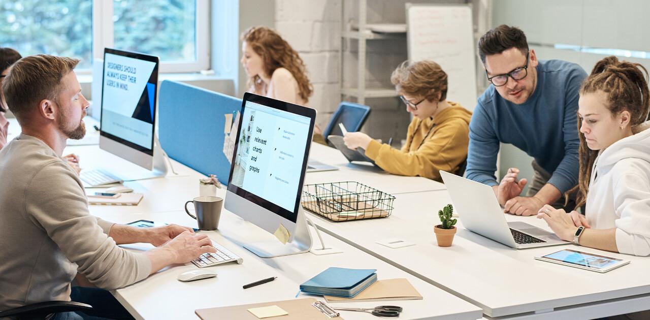 Was macht eine Bürofachkraft?