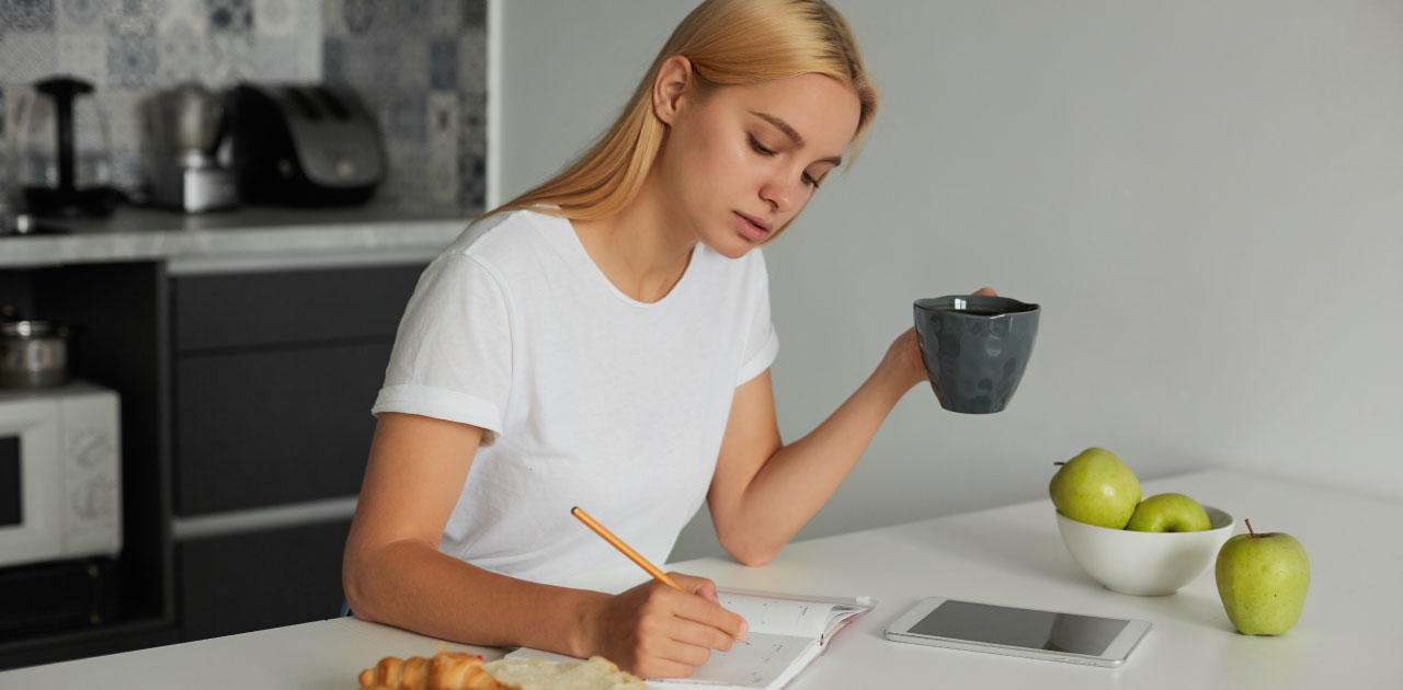 Hast du Morgenrituale? Praktische Beispiele für einen energievollen Arbeits(all)tag